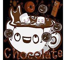 Hot Chocolate! Photographic Print