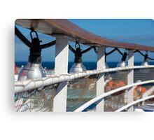 Lights Camera Cruise Canvas Print
