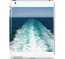 Heading out to Sea iPad Case/Skin