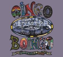 Oingo Boingo Farewell Kids Clothes