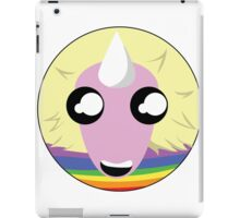Lady Rainicorn! iPad Case/Skin