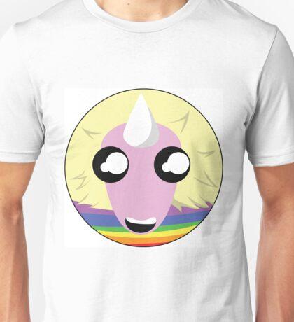 Lady Rainicorn! Unisex T-Shirt