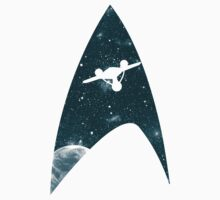 Space the final frontier Kids Clothes