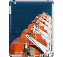 Emergency Tenders iPad Case/Skin