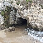 Sea Cave in Wilder Ranch State Park by Martha Sherman