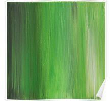 Green shade Poster