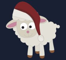 Christmas Lamb Kids Clothes