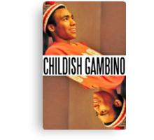 Childish Gambino Poster Canvas Print