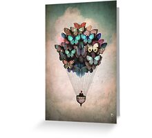 Dream On Greeting Card