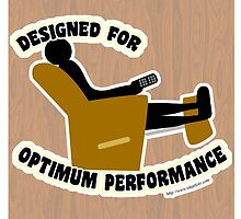 Optimum Performance by mytshirtfort