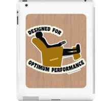 Optimum Performance iPad Case/Skin