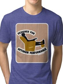 Optimum Performance Tri-blend T-Shirt
