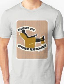 Optimum Performance Unisex T-Shirt