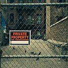 No Trespassing by Jasper Smits
