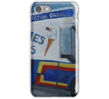 The Ice Cream Van iPhone Case/Skin