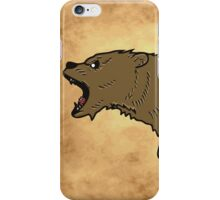 Paint Bear iPhone Case/Skin