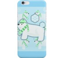 Sassy Polar Bears iPhone Case/Skin