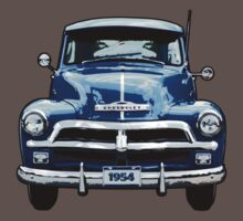 1954 Chevy Truck by OldDawg