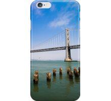 San Francisco – Oakland Bay Bridge iPhone Case/Skin