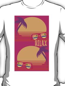 Relax at Sunset T-Shirt