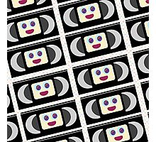 Cute VHS Tapes Photographic Print