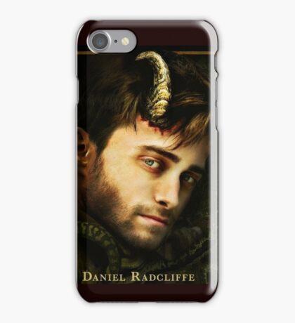 daniel radcliff iPhone Case/Skin