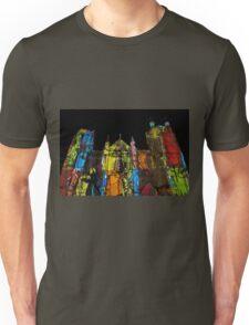 1 illuminations Cathédrale de Poitiers Par kolektifalambik.net - Photos  panasonic fz 2000 par Okaio Créations Unisex T-Shirt