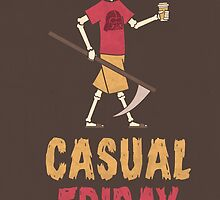 Casual Friday by Teo Zirinis