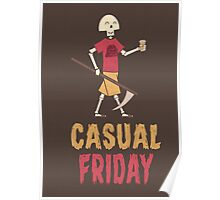 Casual Friday Poster