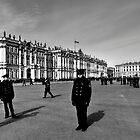Palace Square by Roddy Atkinson