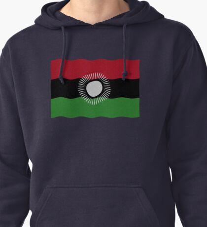 Malawi flag Pullover Hoodie