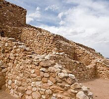 Tuzigoot Indian Ruins by randymir