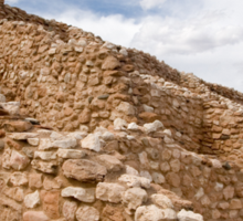 Tuzigoot Indian Ruins Sticker