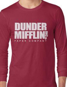Dunder Mifflin Paper Co. T-Shirt Long Sleeve T-Shirt