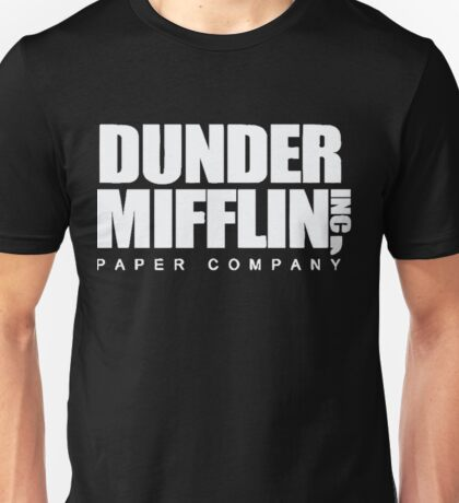 Dunder Mifflin Paper Co. T-Shirt Unisex T-Shirt