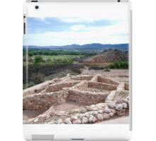 Tuzigoot Indian Ruins iPad Case/Skin