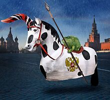 Vladimir The Fairy-Hunter by Alex Preiss
