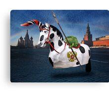 Vladimir The Fairy-Hunter Canvas Print