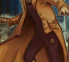 steampunk Sticker