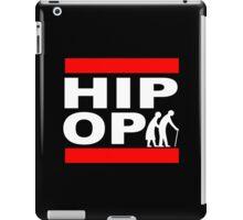 HIP OP - OLD SCHOOL iPad Case/Skin