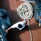 Working it! by John Schneider