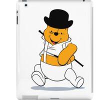 A Clockwork Pooh iPad Case/Skin
