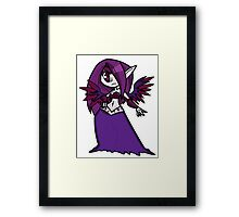 Morgana Graphic Framed Print