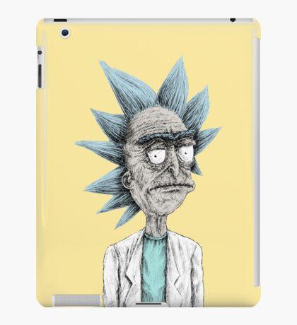 Real Rick iPad Case/Skin