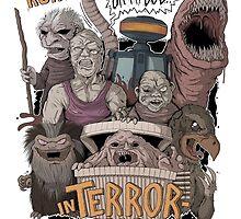 Terror Vision by allanohr