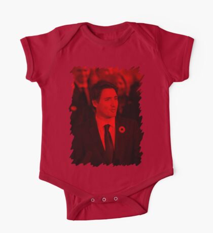 Justin Trudeau - Celebrity One Piece - Short Sleeve
