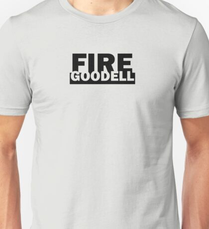 Fire Goodell - Funny Cute Pats Roger Unisex T-Shirt