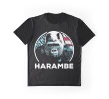 Harambe is Us Graphic T-Shirt