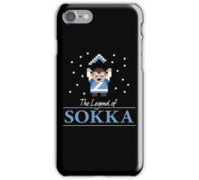 The Legend of Sokka iPhone Case/Skin