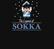 The Legend of Sokka Unisex T-Shirt